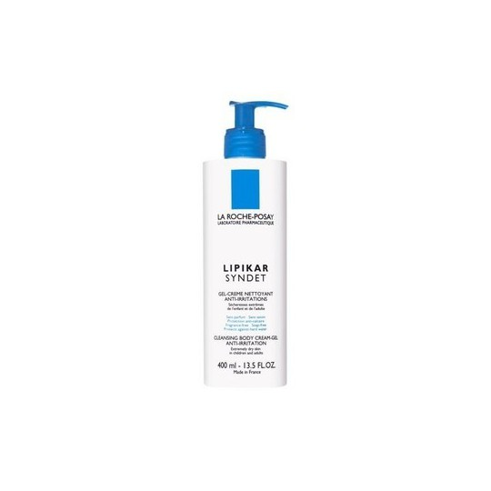 LRP Lipikar Syndet gel creme 400ml