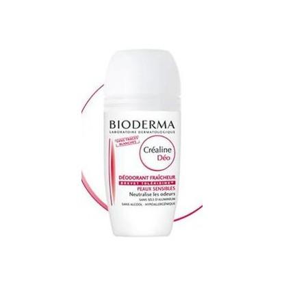 Bioderma Créaline Déo Bille Déodorant Fraicheur 50ml