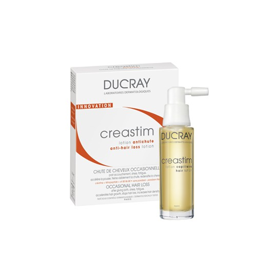Ducray Creastim Lotion Anti-chute 2x30ml