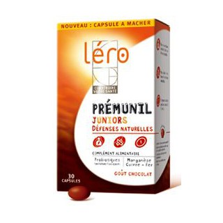Léro Prémunil Junior 30 Caps