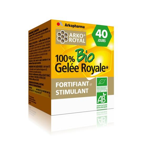 Arko Royale Gelée 100% Bio 40G