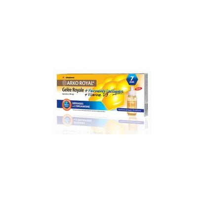 Arko Royale 7 Unidoses ferments lactiques et vitamine D3