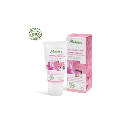 Melvita Nectar de Roses Masque Hydratant 50ml