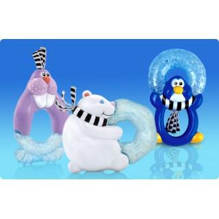 Nuby Figure de Dentition (à réfrigèrer) 6m+