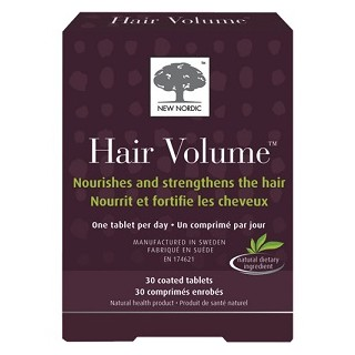 New Nordic Hair Volume 30Cp