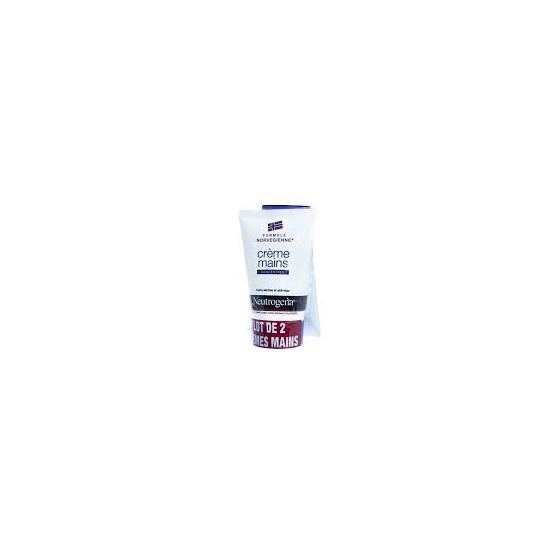 Neutrogena crème mains parfumée 2x50ml