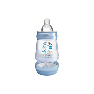 Mam Babybottle Anticolic Teat flow 1 Blue 160ml