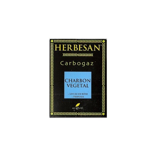 Herbesan Charbon Vegetal 45G
