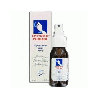 Ephydrol Pedilane Solution et Vaporisateur 60ml