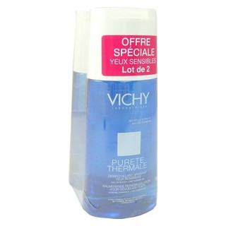 Vichy Démaquillant Apaisant Lot de 2 150ml