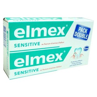 Elmex Dentifrice Sensitive 2 X 75ml