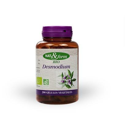 Nat & form Desmodium bio 200 gélules