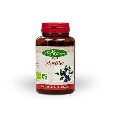 Nat et Form Myrtille 200G