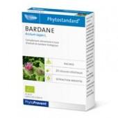 Pilèje Phytostandard Bardane 20 Gélules