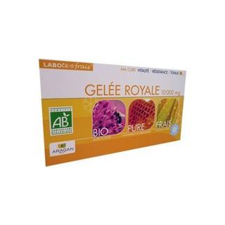 Aragan Gelée Royale bio Cure de 2 mois