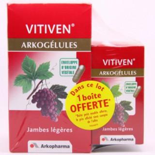 Arko vitiven 150 Gélules + 45 Gélules offertes