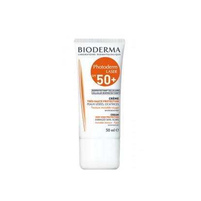 bioderma photoderm laser spf 50 creme solaire 30ml purepara. Black Bedroom Furniture Sets. Home Design Ideas