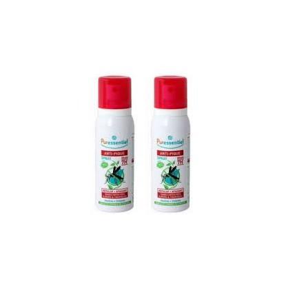 Puressentiel Anti Pique Spray Lot de 2 x 75ml