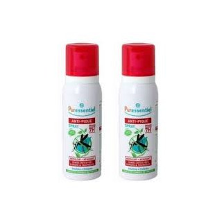 Puressentiel Anti Pique Spray Lot de 2 x 75ml