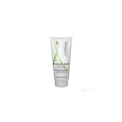 Aderma Gel Moussant apaisant 200ml