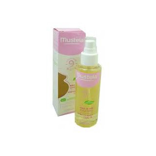 Mustela 9 Stretch Marks care Oil 105ml