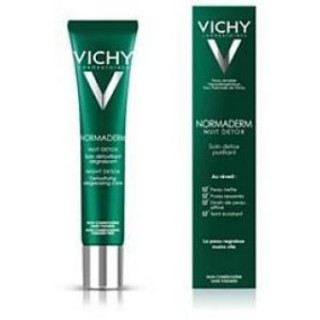 Vichy Normaderm Nuit Detox 40ml
