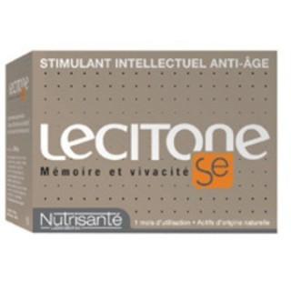 Lecitone Senior, 60 gélules, 1 mois de cure
