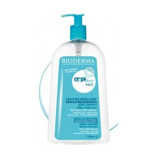 BIODERMA ABCDerm H2O Solution micellaire 1L