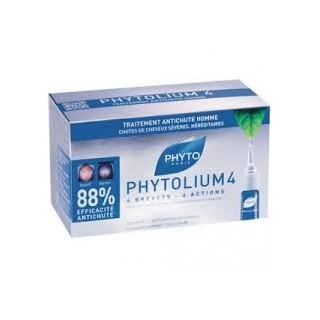 Phytosolba Soin Phytolium 4 Conentré 12X3.5ml