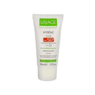 Uriage Hyseac Creme spf 50+ tube 50ml
