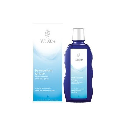 Demaquillant tonique weleda 200ml