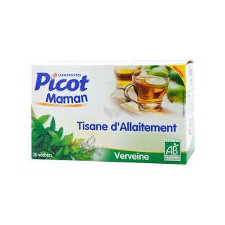Picot Tisane allaitement Verveine 20 Sachets