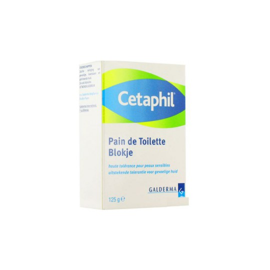 Cetaphil Pain de Toilette 125G