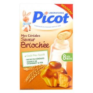 Picot Cereale Brioche 400G