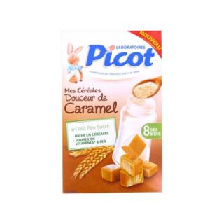 Picot Caramel 400G