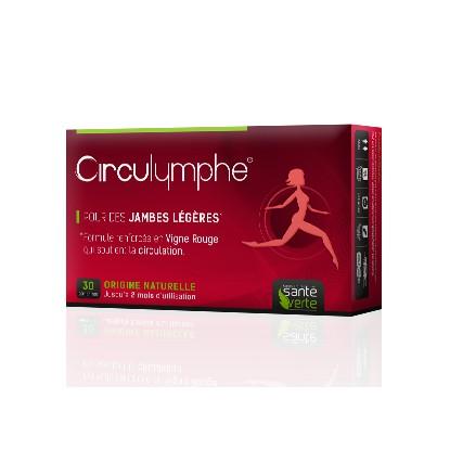 Circulymphe boite 60 Comprimés -Santé verte