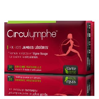 Circulymphe -Santé verte-60 Cp
