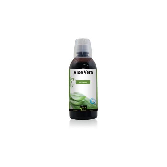 Jus d ALOE-VERA -Santé verte -473 ml Troubles digestifs