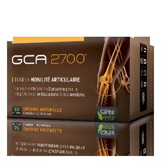 GCA2700 boite de 60 Comprimés - Santé verte