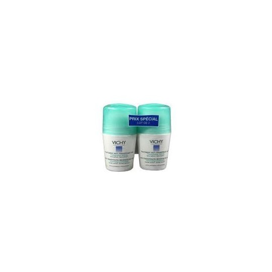 VICHY Déodorant bille lot de 2