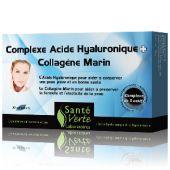 Acide Hyaluronique boite de 30 Comprimés- sante verte