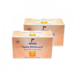 Tisane allaitement weleda Duo offre special