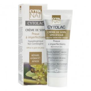 Cytolnat Crème de Soin peaux à imperfections 50ml