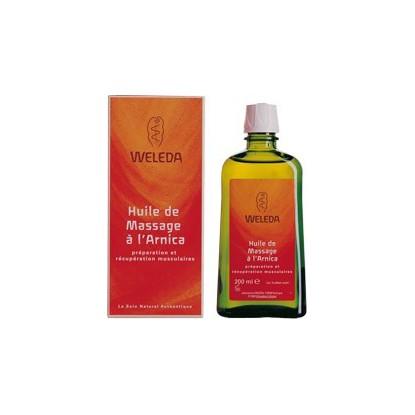 Huile de Massage à l'Arnica Weleda 100ml