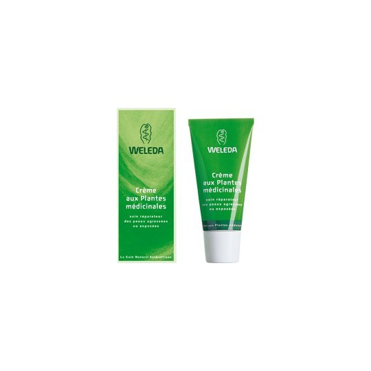 Medicinal plants Cream Weleda 30ml