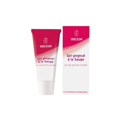 Gel gingival à la Sauge WELEDA 30ml