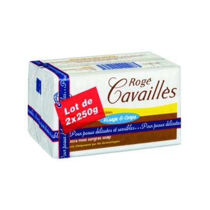Rogé Cavaillès lot de 2 Savons surgras extra doux