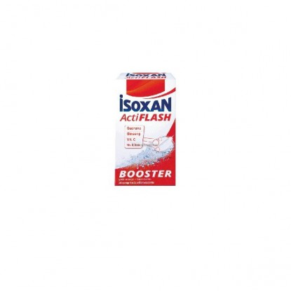 Isoxan Adulte Actiflash 28 Comp éffervescents