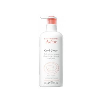 AVENE Cold cream gel nettoyant surgras 400ml