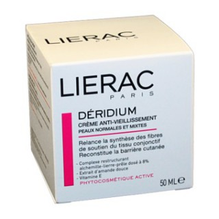 Lierac Déridium Dry Skin Cream 50ml